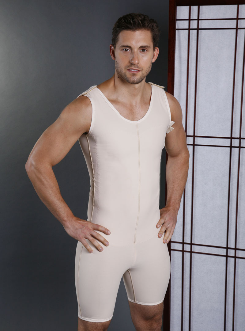 SC-150 Male Above the Knee Body Shaper