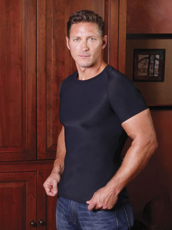 SC-175 Stage 2 Male Compression Shirt
