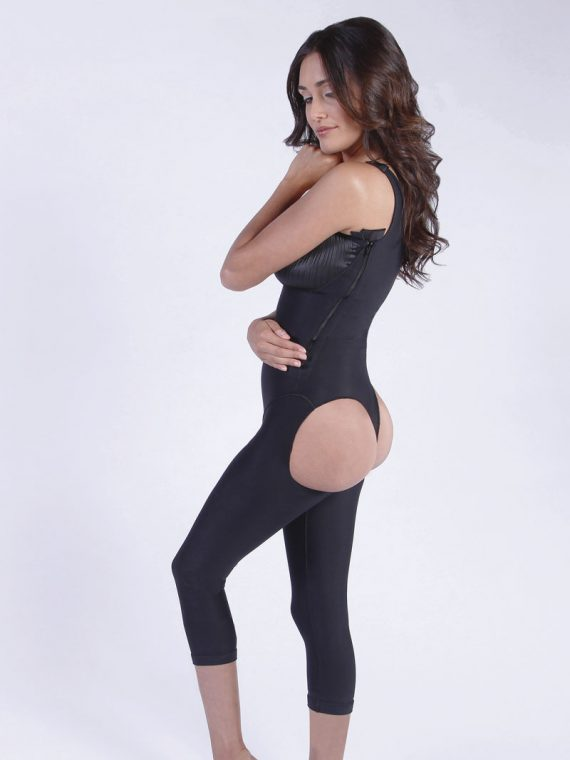 SC-295 Brazilian Below the Knee Body Shaper