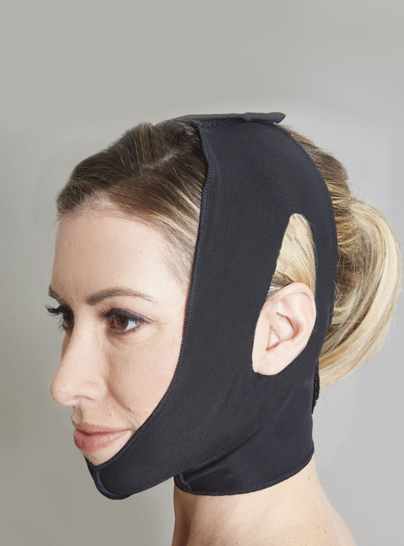 T-118 Two Strap Neck & Facial Support