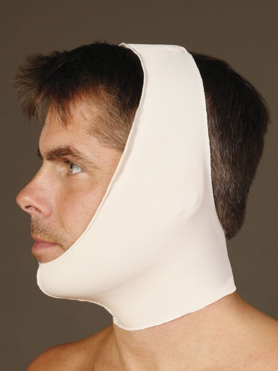 T-124 Two Strap Neck and Facial Support