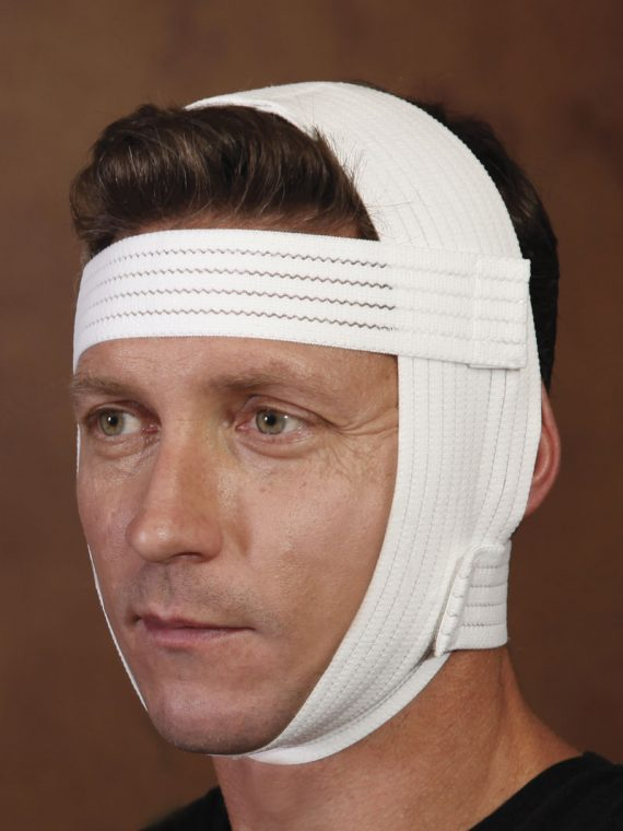 T-875-2 Universal Facial/ Otoplasty Band with 2 Securing Straps