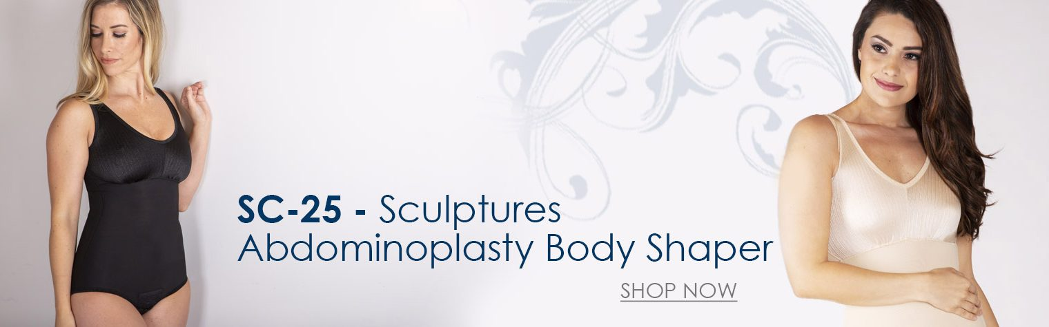 SC-25 Sculptures Abdominoplasty Body Shaper