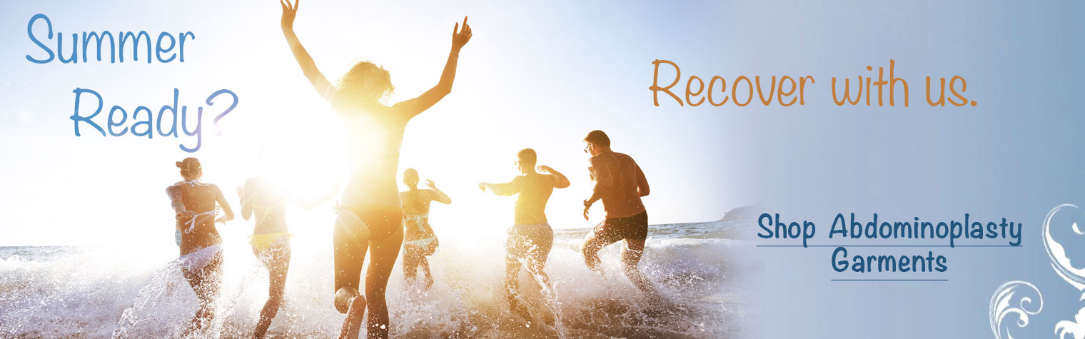 Summer Ready - Abdominoplasty Girdles